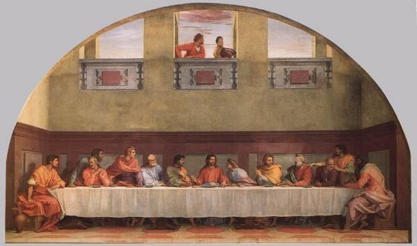 The Last Supper WGA